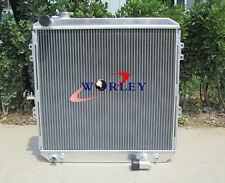 3core 62mm aluminum radiator for TOYOTA HILUX LN106 LN111 diesel 1988-1997 AT/MT