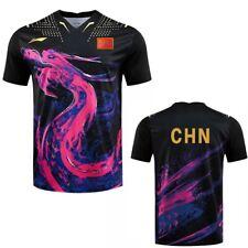 Li Ning Tokyo Olympics Chinese National Team Table Tennis Shirt - Ma Long