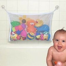 Mesh Bag Housing Net Pouch Bathing Accessories Bath Toys Storage For Baby_GG