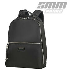"Laptop Rucksack Samsonite Karissa Biz 14,1"" Schwarz Notebook Backpack Tablet"