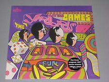 THE YARDBIRDS Little Games 180g LP cut from orig. 1967 stereo master New Sealed