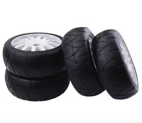 1/8 Rc Buggy OnRoad Wheels Tires For Arrma Typhon Losi 8eight Associated rc8
