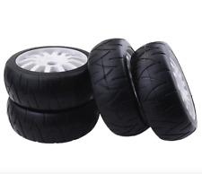 1/8 Rc Buggy OnRoad Wheels Tires For Kyosho Inferno Ve mp9 Hpi Vorza Hobao Hyper