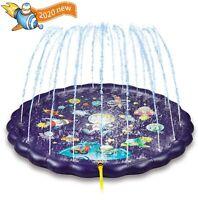 Splash pad, Baby Pool, Sprinkle Play Mat, Sprinkler for Kids, Sprinkler Pool for