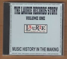 THE LAURIE RECORDS STORY cd 2000 NEW Sealed Dion BELMONTS Del Satins CHIFFONS+++
