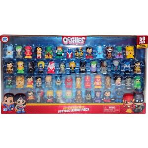 Ooshies DC Justice League 50 Pack