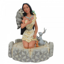 Disney Traditions Brave Beauty Pocahontas Figure Figurine 6007062 New & Boxed
