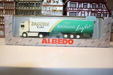 Volvo Sattelrzug von Jacobs Cafe  in OVP (Albedo/OS/A 49