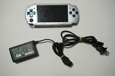 PSP-2000 console Silver/blue international PlayStation Portable system