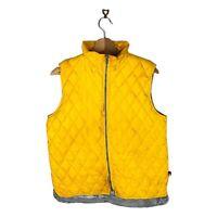 Mens Tommy Hilfiger Down Puffer Gilet Vest Size S Vintage