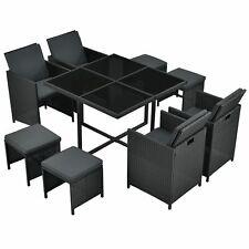 Polyrattan Gartenmöbel Sitzgruppe Gartenlounge Gartengarnitur Juskys® - B-Ware