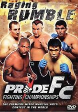 PRIDE Fighting Championships - Raging Rumble MMA (DVD, 2002)Disc Only  9-6