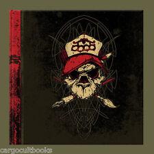 DE NADA The Art of JERAL TIDWELL hc Tattoo Book NEW DENADA