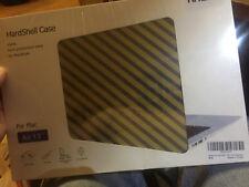 """KAPOU Hardshell NEW (YELLOW STRIPES)-for 13"""" MacBook AIR"""