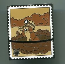 Disney Stamp Mystery Collection Chaser Pin - Winnie the Pooh Pooh's Head - Gophe