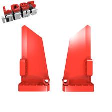 1 x [neu] LEGO Technik Verkleidung #17 und #18 (1 Paar) - rot - 64392, 64682