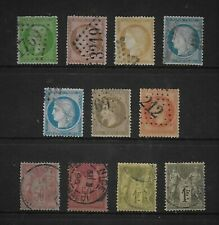 FRANCE very decent early used group High CV (11)