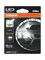 OSRAM W5W T10 LED 4000K Warm White Car LED Bulbs Twin Pack 2850WW-02B