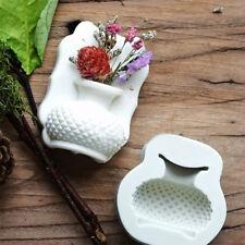 Vase Shape Silicone Cake Mold Fondant Mold Candy Chocolate Soap Decorating Tools