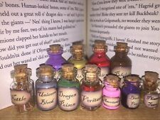 Set Of 11 Harry Potter Potions