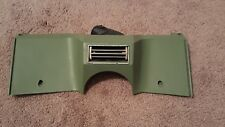 1974 Oldsmobile Cutlass Lower Dash Panel Under Steering Column with Vent VGC