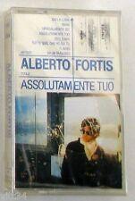 ALBERTO FORTIS - ASSOLUTAMENTE TUO - Musicassetta Sigillata mc k7