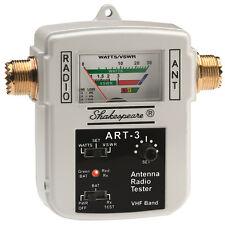 Shakespeare ART3 12V VHF Antenna & Radio Tester for Receiver Function/Power/VSWR