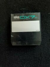 YAMAHA DX7iiS ROM Cartridge / Factory preload Sounds for DX7iiS synthesizer