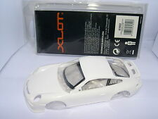 NINCO XSLOT 61802  CARROCERIA COMPLETA PORSCHE 997  KIT WHITE  MB
