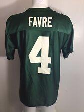 vtg NFL Players Green Bay Packers Brett Favre Men's  M Jersey