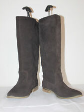 Boots the REDOUTE Suede Flexible Dark Brown T 38 BE