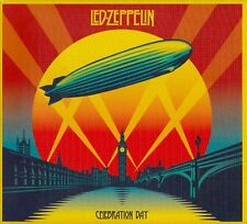 LED ZEPPELIN : CELEBRATION DAY / 2 CD-SET - TOP-ZUSTAND