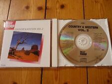 Country & Western 2 Hank Thompson Jack écrase Eddie Kirk Ferlin Huskey Japon CD
