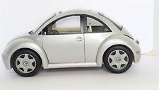 Mattel Barbie VW Volkswagen Beetle Bug Silver Car 2000