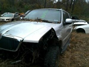 Driver Left Quarter Glass With Auxiliary AC Fits 98-00 NAVIGATOR 77761