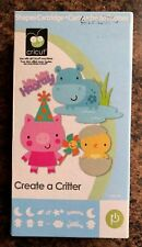 Cricut Cartridge - Create a Critter - Images and More
