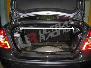 Ford Focus MK2 1.6 UltraRacing 2P Posteriore superiore Barra Duomi Adj.