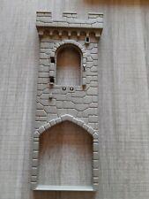 Playmobil tour mur sans porte Gris Château  3667 4864 4865 4866