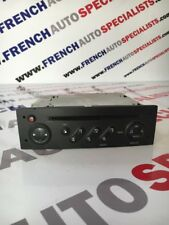 RENAULT SCENIC & MEGANE UPDATE LIST RADIO WITH CODE HEAD UNIT CD PLAYER STEREO