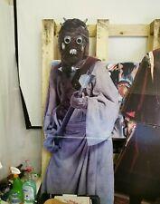 1999 Star Wars Episode 1 Tusken Raider Original LIFESIZE Movie Cardboard Cut-out