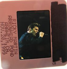 RICKY MARTIN Menudo Livin la Vida Loca General Hospital The Cup of Life SLIDE 35