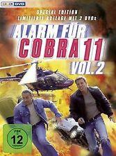 Alarm für Cobra 11 - Vol. 2 (Limited Special Edition, 2 D...   DVD   Zustand gut