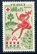 STAMP / TIMBRE FRANCE NEUF N° 1860 **  CROIX ROUGE SAISONS / LE PRINTEMPS