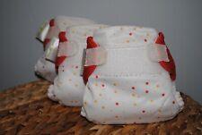New ListingBumgenius Newborn Xs All In One Cloth Diaper Set of 3