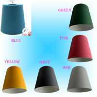 LAMPSHADE Vintage Industrial Retro Style Ceiling Pendent Colour Light Lampshade