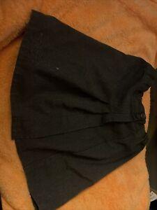 Grey School Skirts Size 10