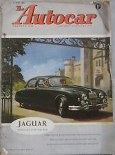 Autocar magazine 15/5/1959 featuring Vauxhall Friary estate road test