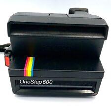 Polaroid OneStep 600 Camera, Using 600 Film
