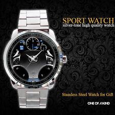 Lexus isf interior Steering Wheel Sport Metal Watch