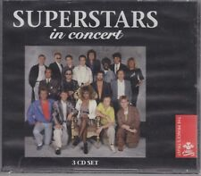 "Superstars In Concert ""Various"" Prince's Trust 3CD Set NEW/SEALED 1st Class Post"